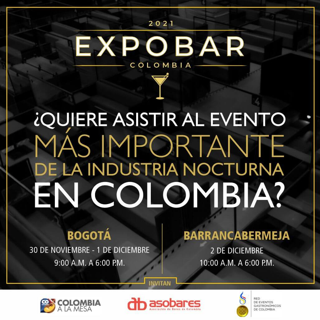 Expobar Colombia 2021